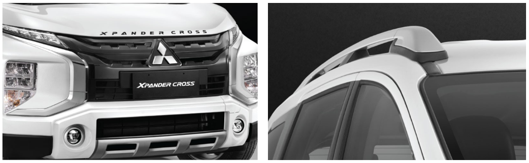 Eksterior Mitsubishi Xpander Cross